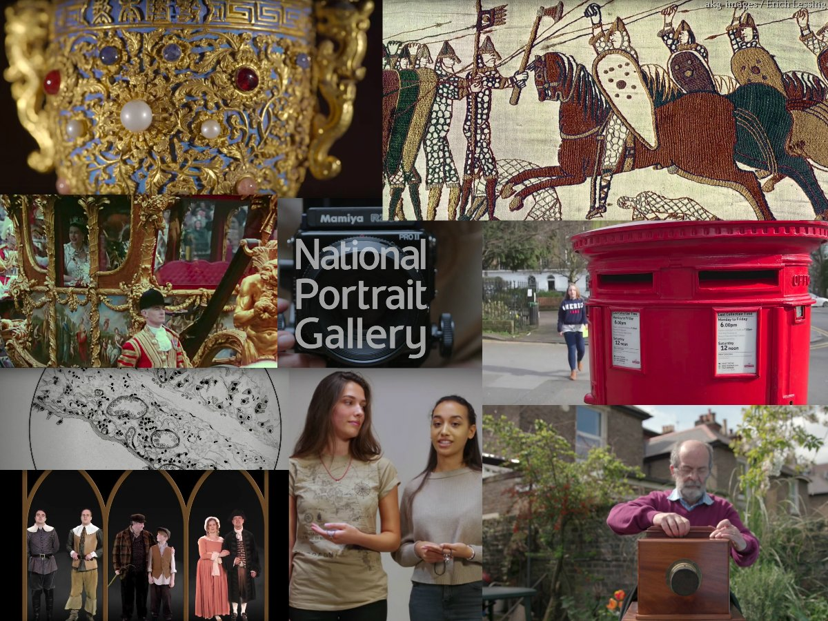 London Christmas exhibitions - Chocolate Films