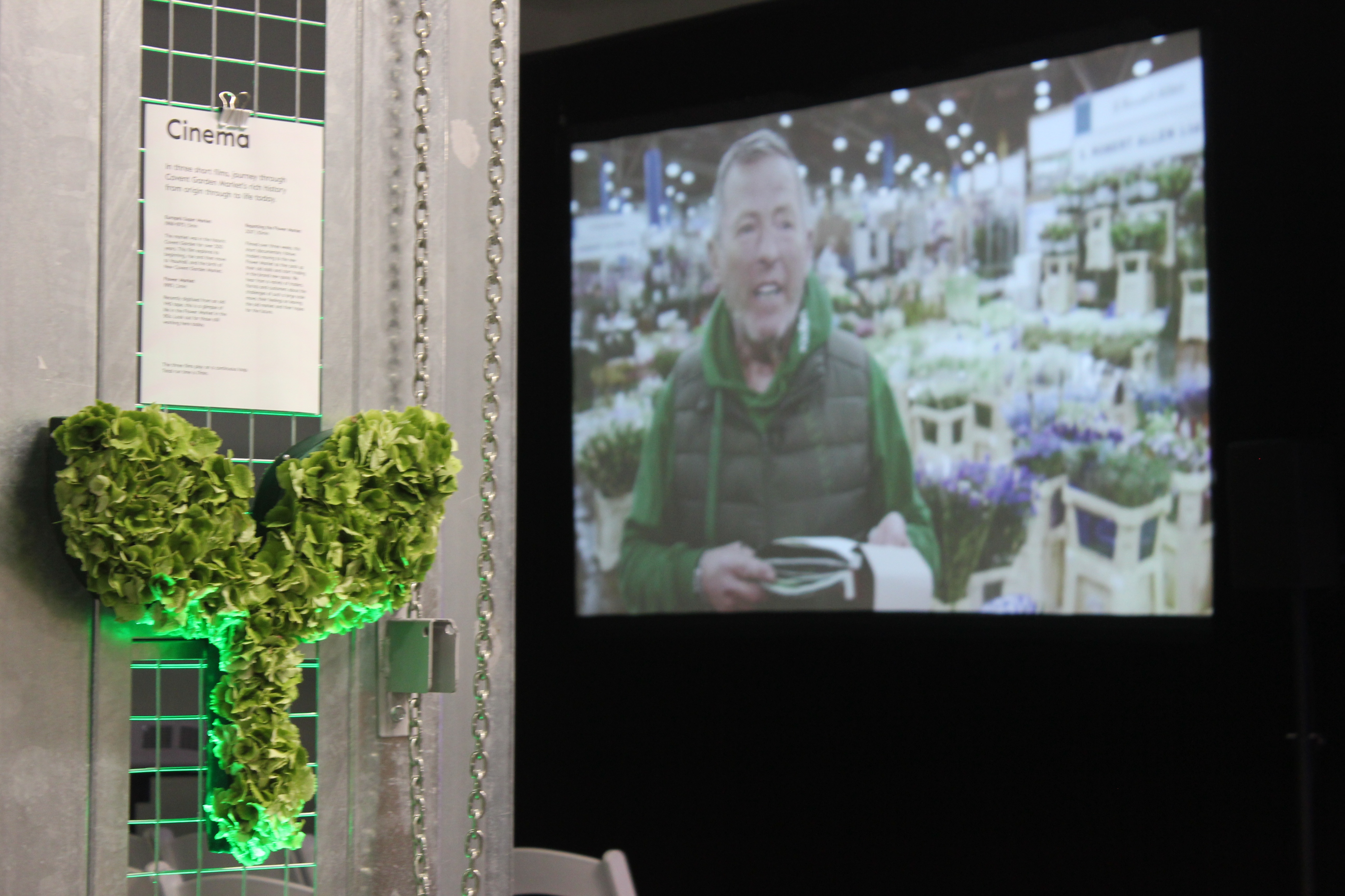 bringing chocolate films to new covent garden market