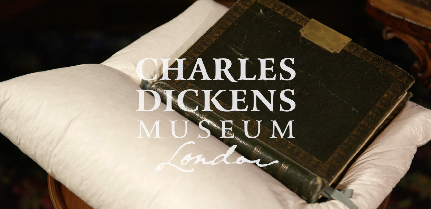 on valentines day we meet dickens first love